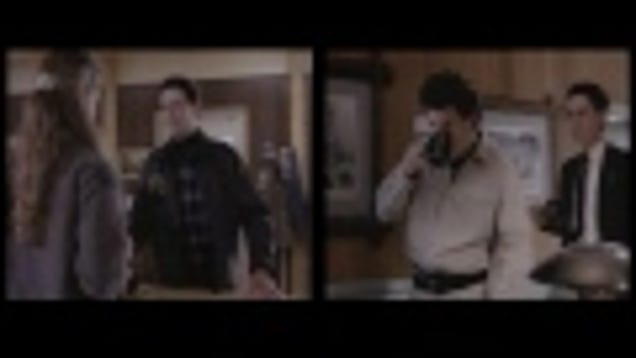 twin peaks single parents Single parents speechless splitting up together station 19 twin peaks: the return - part 17 & part 18.