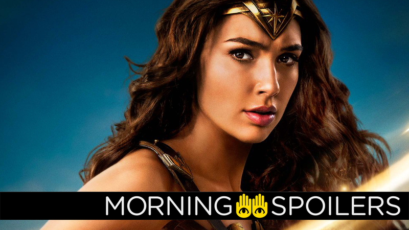 Diana could be D.C.-bound in Wonder Woman 2.