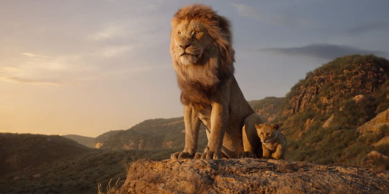Illustration for article titled The dead-eyed new Lion King painfully illustrates the difference between cinema and video games