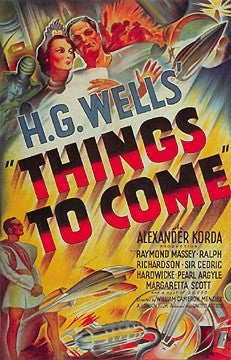 Illustration for article titled H. G. Wells Strikes Back with 'Things To Come'