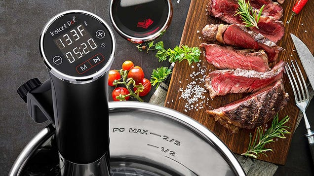 Instant Pot s Sous-Vide Circulator Doesn t Require an Instant Pot, and It s Only $60