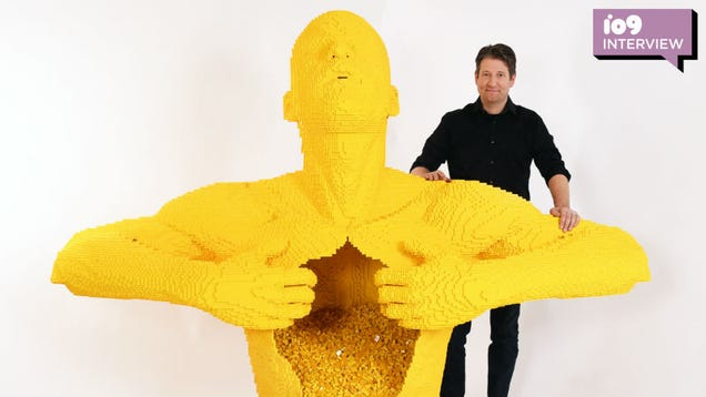 Lego Masters' Superstar Tells Us How to Become a Professional Builder