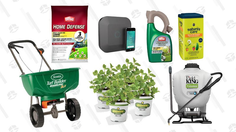 Lawn Care Gold Box | Amazon