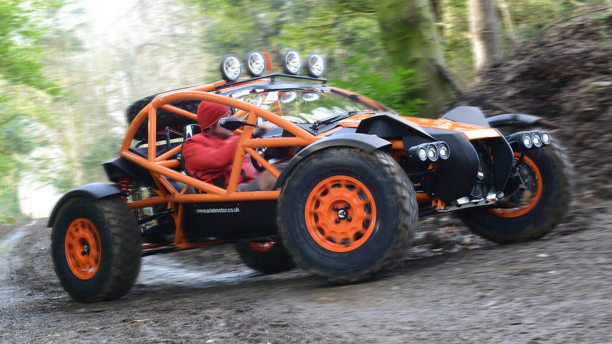 The Ten Most Outrageous Kit Cars You Can Get Right Now