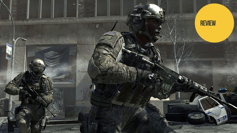 Illustration for article titled Call of Duty: Modern Warfare 3: The Kotaku Review