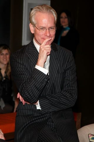 """Illustration for article titled Tim Gunn On The Project Runway Finale: """"It Was Looney Kajooney Land"""""""
