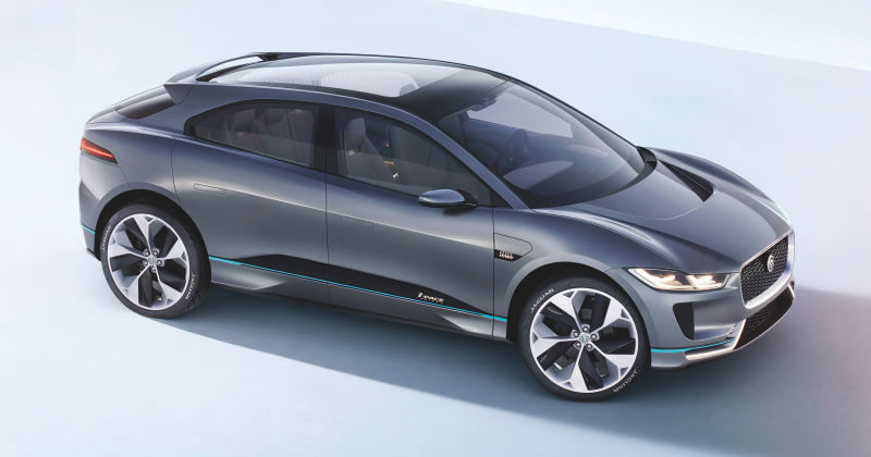 Illustration for article titled Jaguar's All-Electric I-Pace Could Start At $76,000