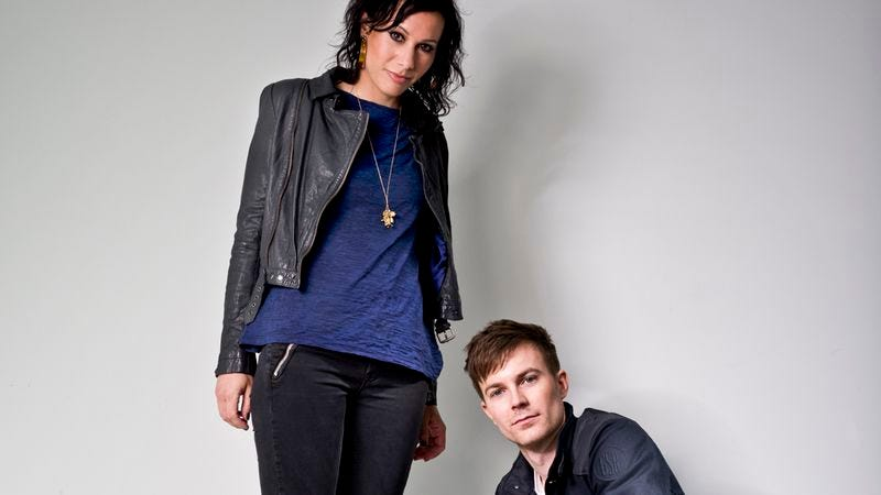 Illustration for article titled Matt And Kim pick their favorite duets