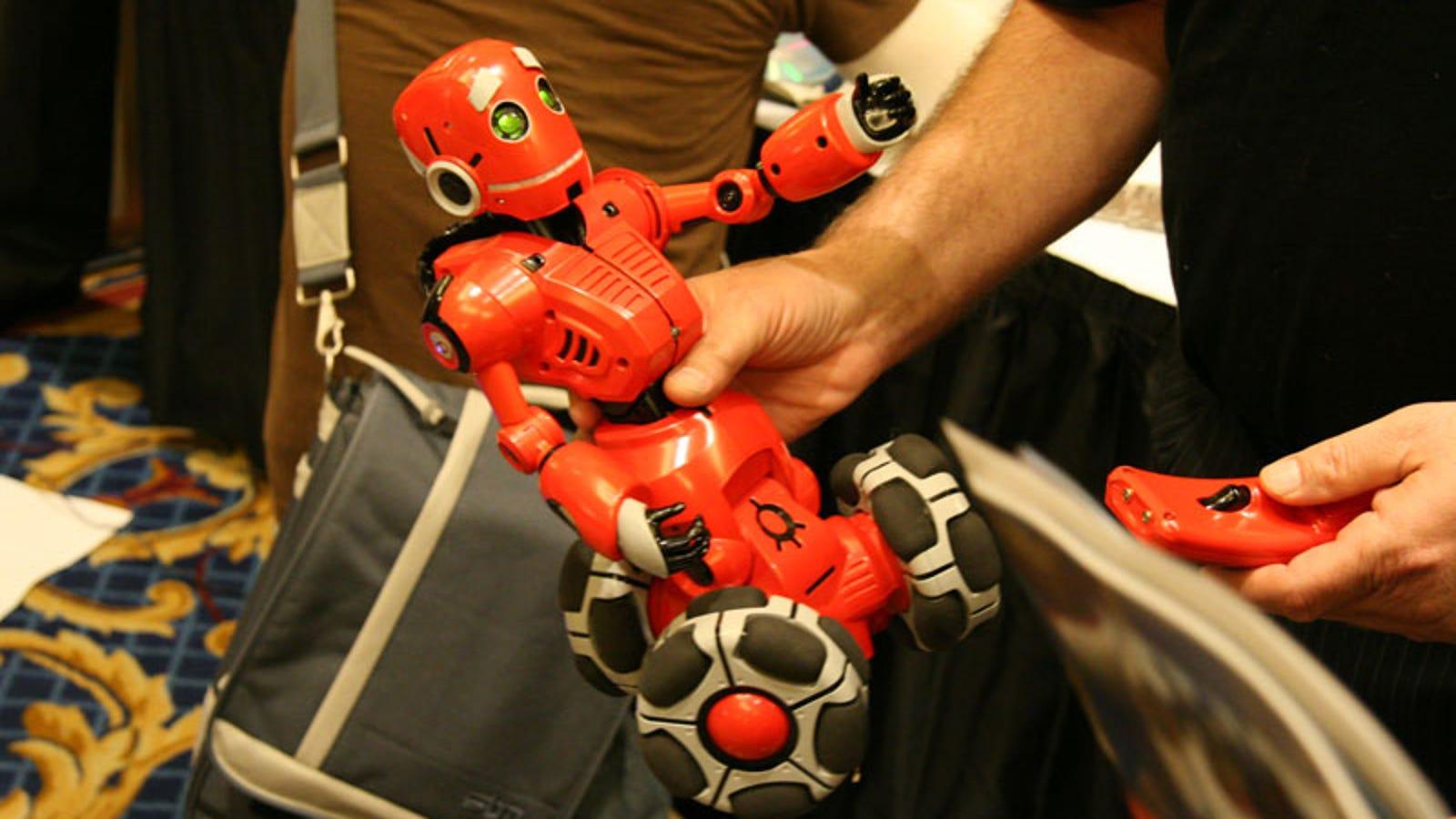 wowwee robot | eBay