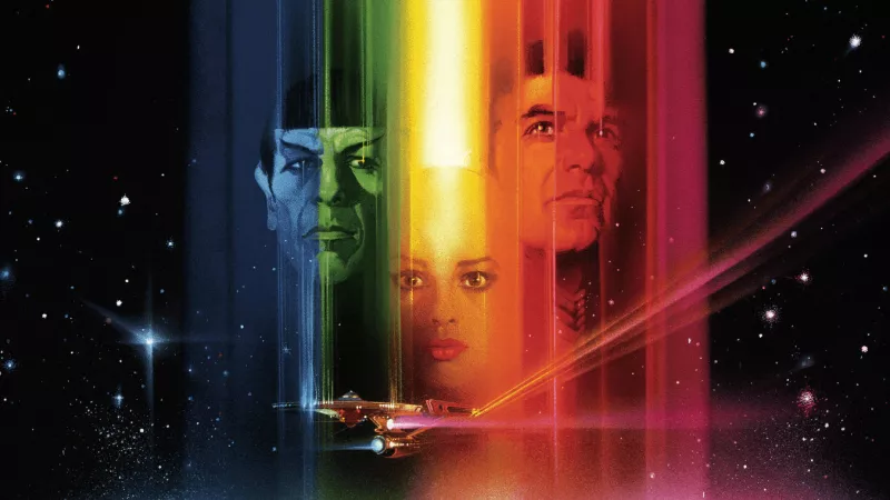 Star Trek: The Motion Picture, one of the films Serafine had a hand in.