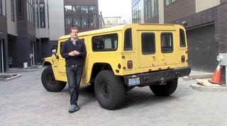 Illustration for article titled Here's Everything You Didn't Know About The Original Hummer