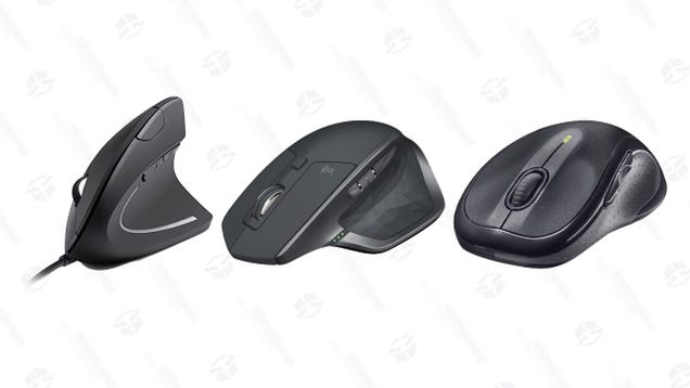 The Three Best Work Mice, According to Our Readers
