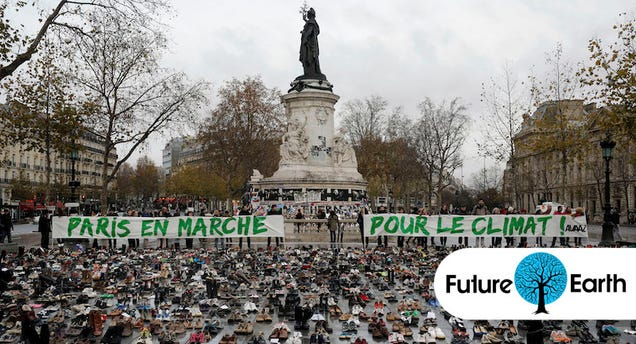 How Much Carbon Will Be Emitted By People Travelling to the Paris Climate Talks?