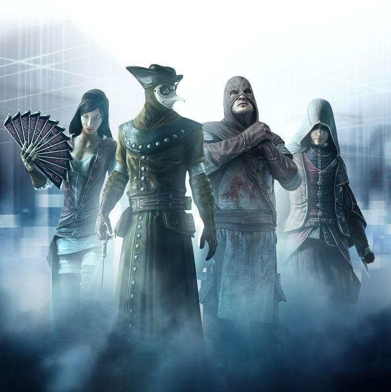 Illustration for article titled First Assassin's Creed Brotherhood Details Slip From The Shadows