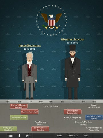 Illustration for article titled U.S. Presidents Gallery