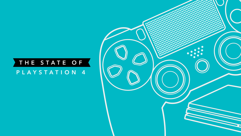Illustration for article titled The State Of The PS4 In 2018