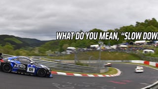 What The Hell Is Going On With Speed Limits At The Nürburgring?