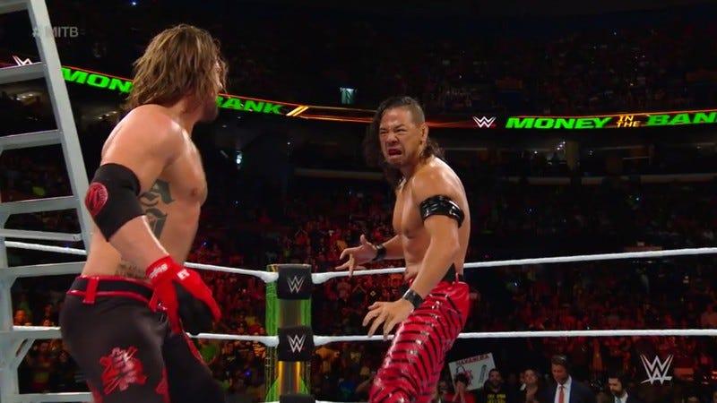 Screenshot: WWE Network