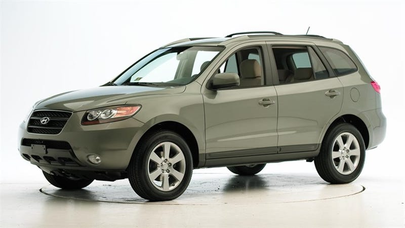 8 things you didn 39 t know about the 2006 2012 hyundai santa fe this list be legit yo. Black Bedroom Furniture Sets. Home Design Ideas