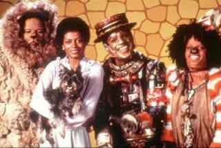 Cast of The Wiz(1978)Wikipedia