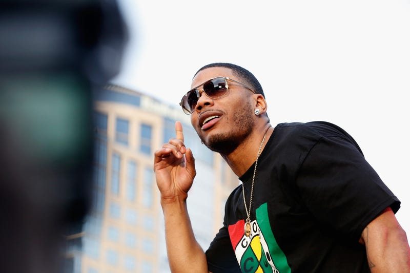 Nelly arrested on suspicion of 'rape following incident on tour bus'