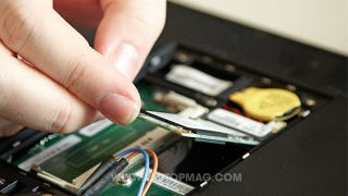 Illustration for article titled Triple Your Laptop's Speed Without Sacrificing Hard Drive Space by Adding an mSATA SSD