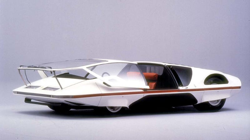 Illustration for article titled The Ferrari 512S Modulo Is The Weirdest Ferrari Ever By A Wide Margin