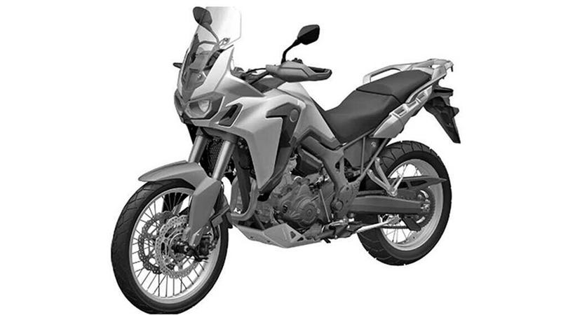 Illustration for article titled 2016 Honda CRF1000L Africa Twin Leaks