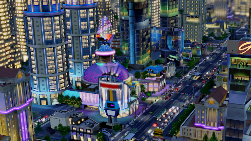 Just-Outed Nsa Surveillance Site Is Also A Simcity Mod-1774