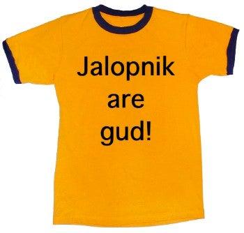 Illustration for article titled Jalopnik T-Shirt Slogan Contest: The Finals