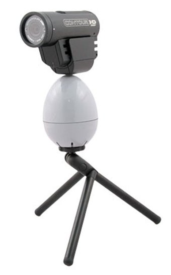 Illustration for article titled Camalapse Egg Timer Tripod Brings Panoramas To a Perfect Boil