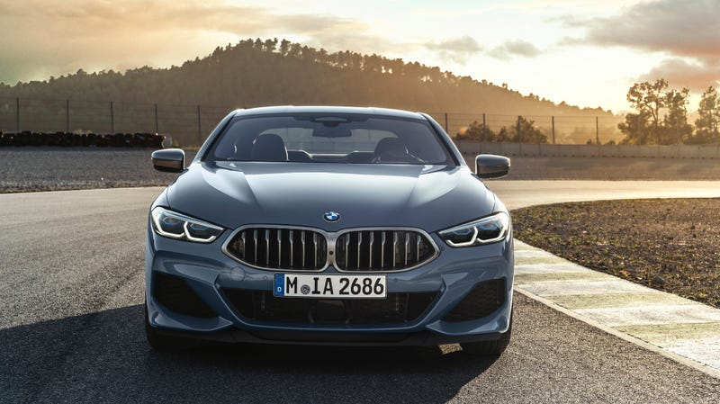 Illustration for article titled The 2019 BMW M850i Will Have a Dipstick (!)