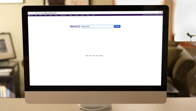 Illustration for article titled Report: Your Father Currently Typing 'Naked Women' Into Yahoo Images Search Bar