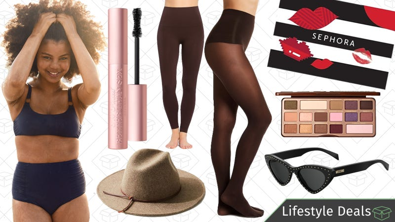 Illustration for article titled Tuesday's Best Lifestyle Deals: Too Faced Cosmetics,Solstice Sunglasses, Aerie, and More