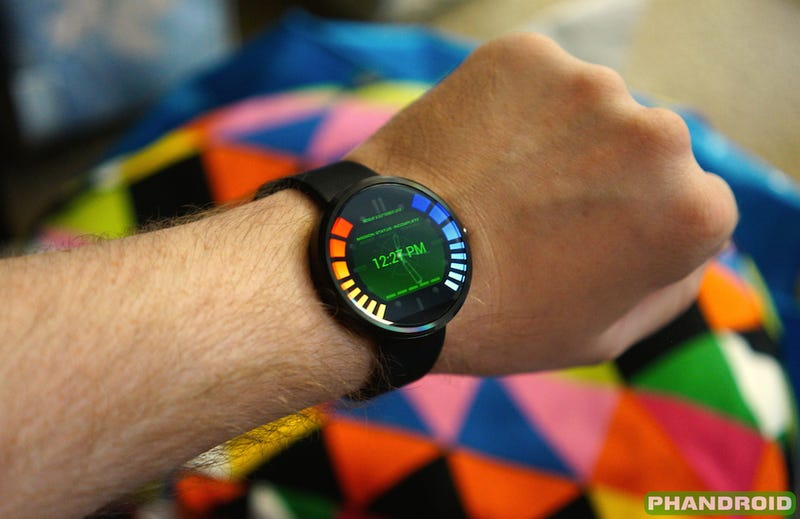 Illustration for article titled GoldenEye Watch Face Makes Me Really Want A Smartwatch