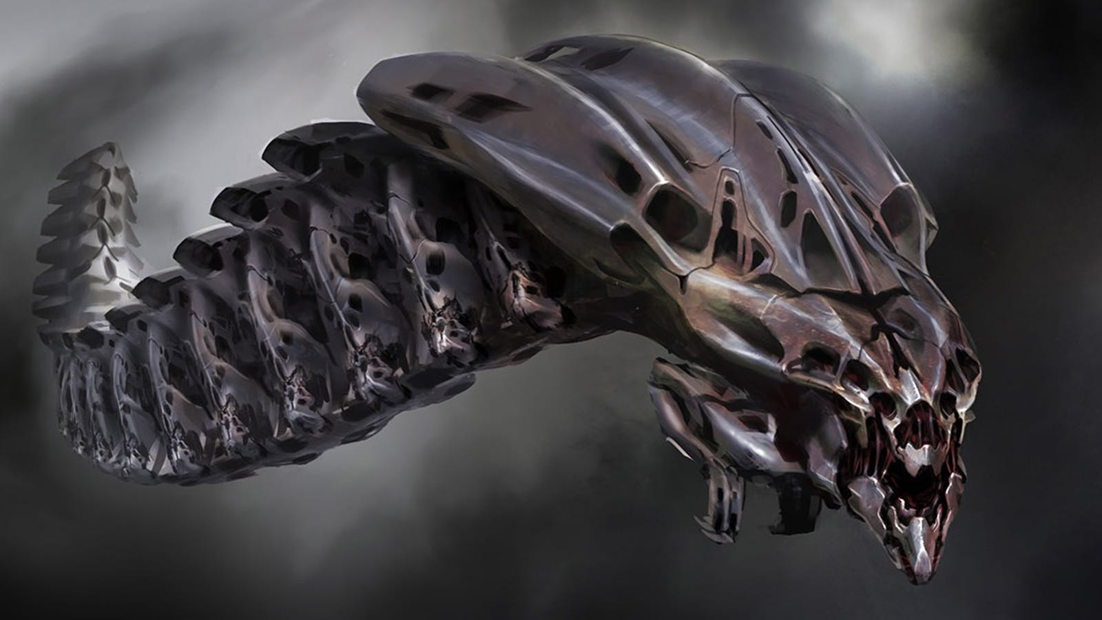 The Avengers' Leviathan warships could have been more H R