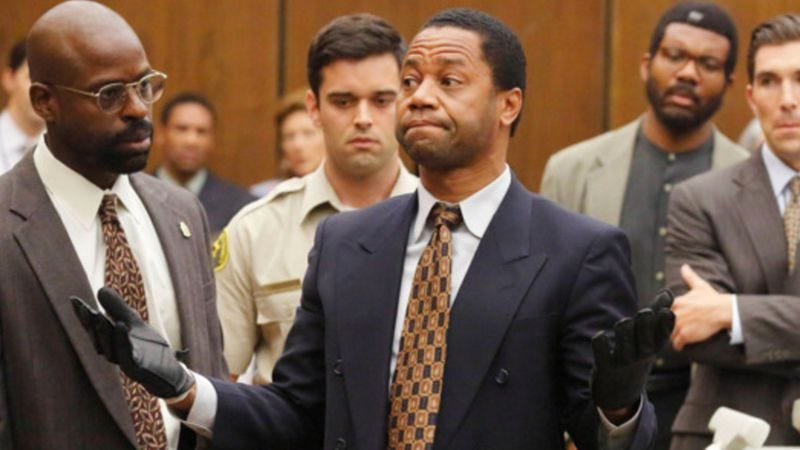 The People V. O. J. Simpson: American Crime Story (Photo: FX)