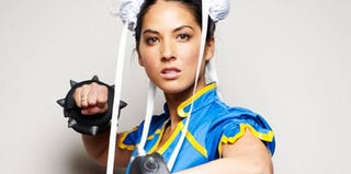 Illustration for article titled Is Olivia Munn Actually An Avenger In Iron Man 2?