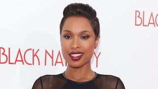 Jennifer Hudson attends the Black Nativity premiere at the Apollo Theater on Nov. 18, 2013, in New York City.Jemal Countess/Getty Images