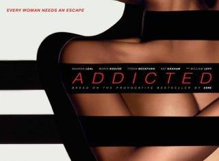 Movie poster for AddictedFacebook