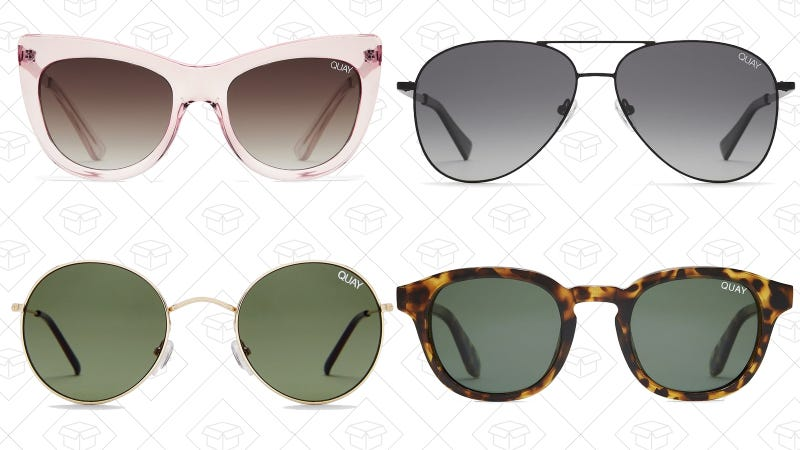 20% off sitewide | Quay Sunglasses | Use code FAM2018