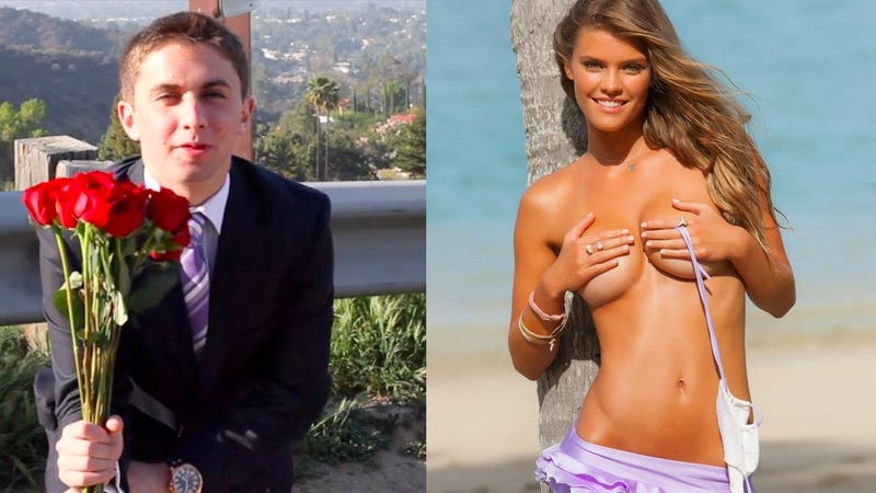 Illustration for article titled Kid Who Asked Kate Upton to Prom Gets a Hot Runner-Up Model Instead