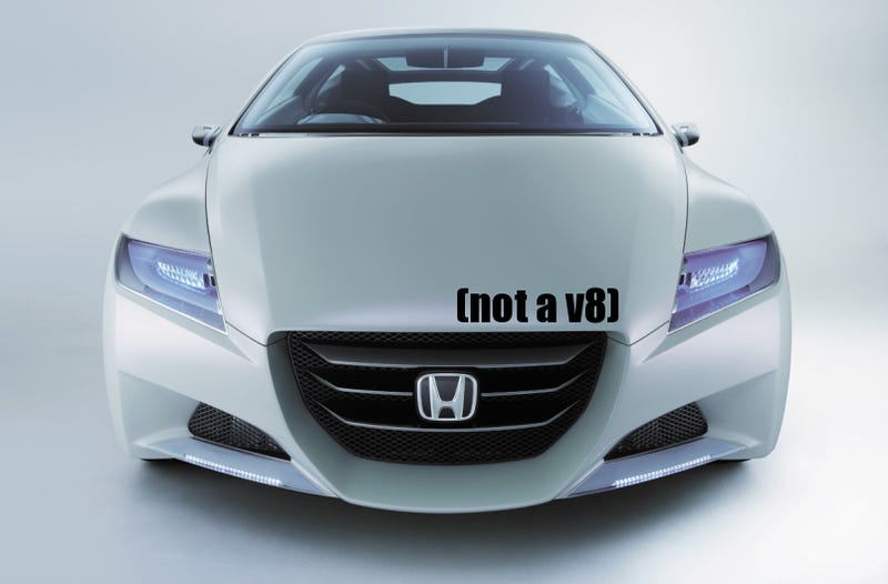 Illustration for article titled Honda cuts RWD, V8, S2000 replacement programs