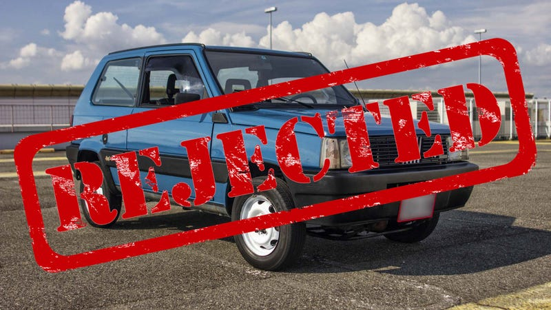 Illustration for article titled Nope. A Mint Fiat Panda 4x4 is not worth BaT....