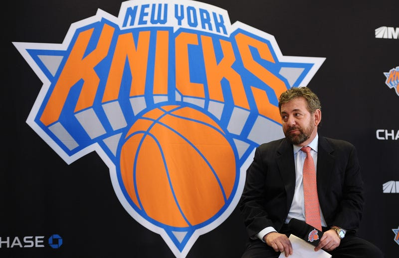 Illustration for article titled Knicks Fined By NBA For Being Diaper Babies Toward New York Daily News