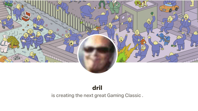 Dril Is Making a Video Game for  True and Brave Gamers Only