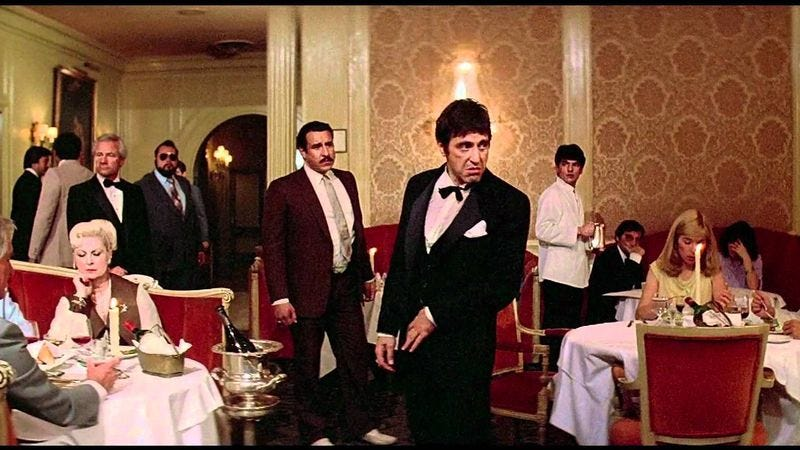 Illustration for article titled Make way for the guy who's directing that Scarface remake