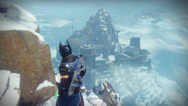 Illustration for article titled Destiny: Rise of IronPSA: Go Climb The Mountain
