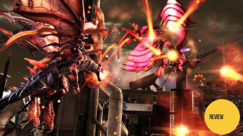 Illustration for article titled Crimson Dragon: The Kotaku Review