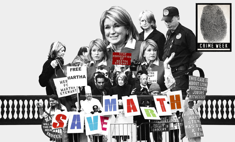 Illustration for article titled A Dispatch From the Martha Stewart Trial, Almost 15 Years Later